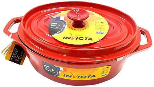 Invicta–Rubis Cocotte mijoteuse Ovale 35cm–Invicta–fds-316828